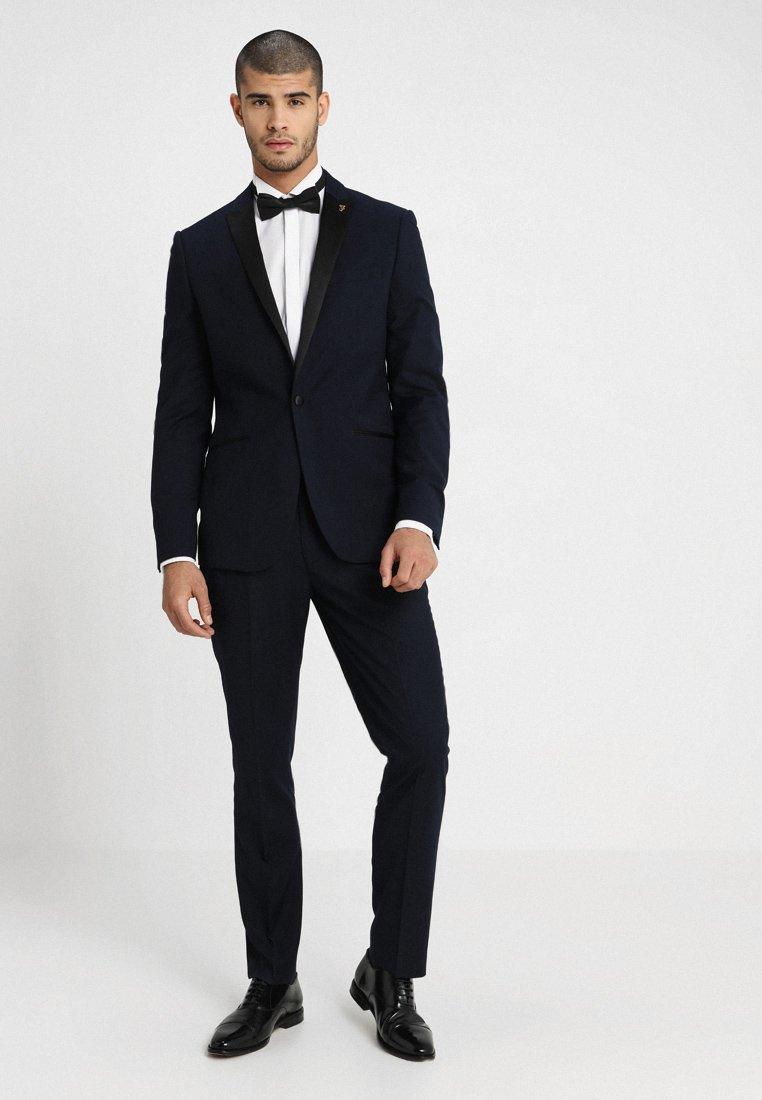 Farah Tailoring - WOODSLEY DIAMOND - Suit - true navy