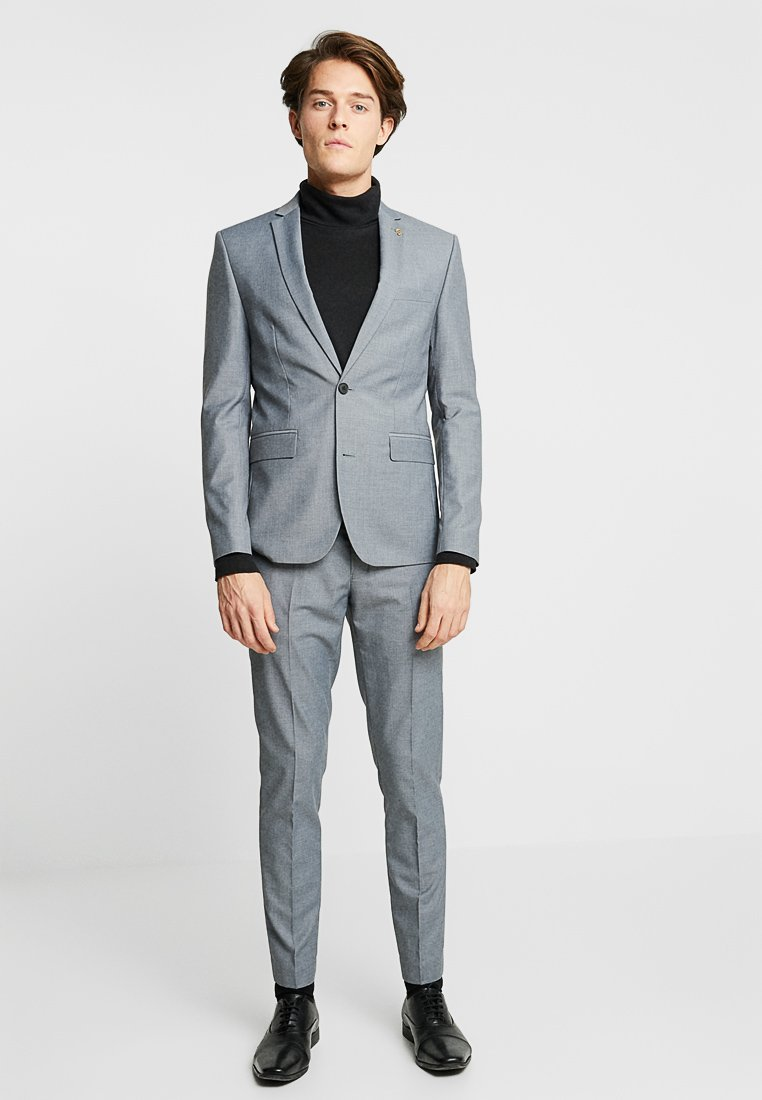 Farah Tailoring - HENDERSON NOTCH  - Anzug - grey mist