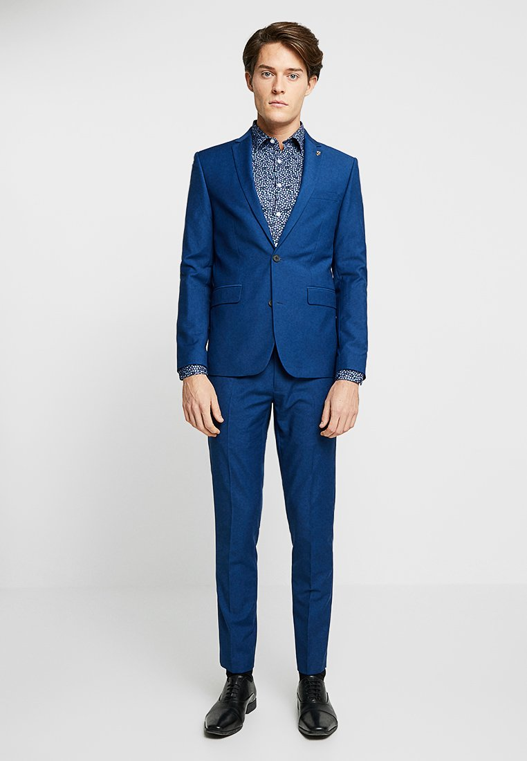Farah Tailoring - HENDERSON NOTCH  - Dress - regatta blue