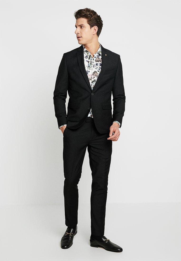 Farah Tailoring - HENDERSON NOTCH  - Anzug - black