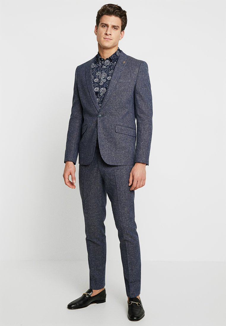 Farah Tailoring - LEADHAL - Suit - true navy