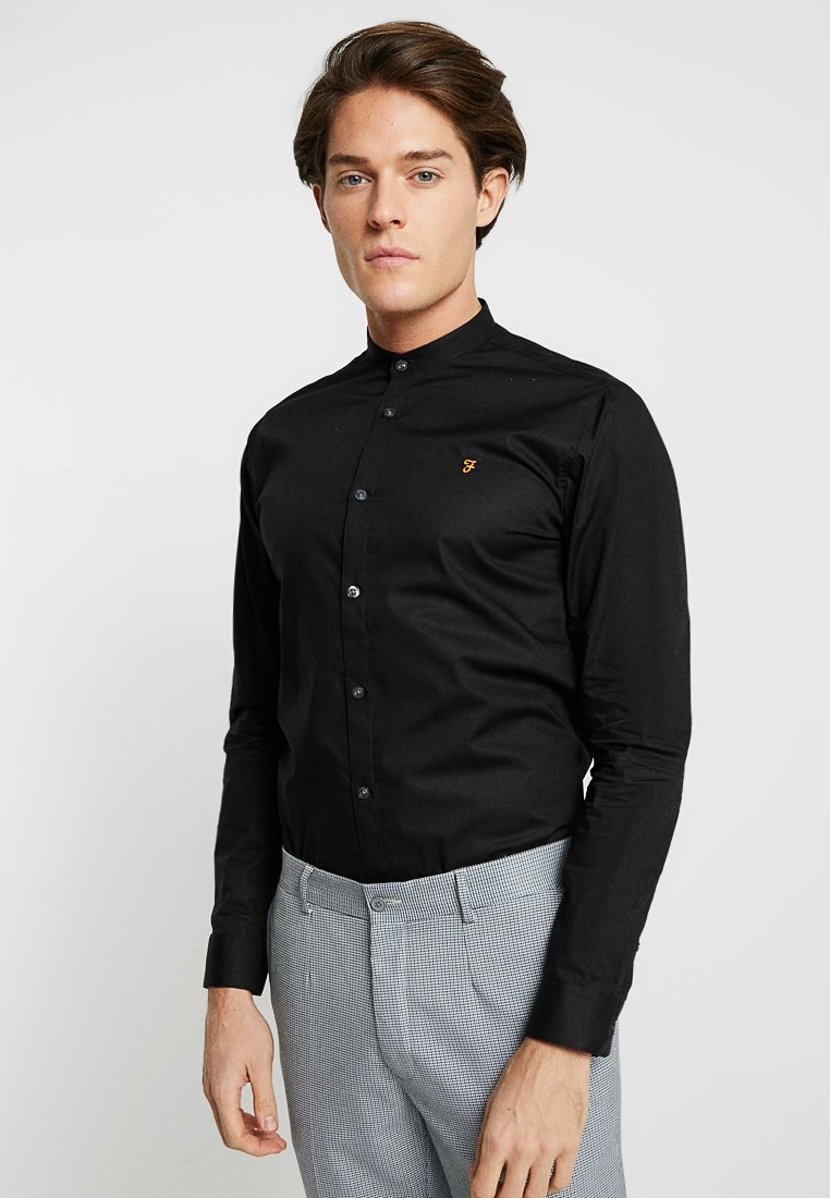 Farah Tailoring - HANDFORD SLIM FIT - Formal shirt - black