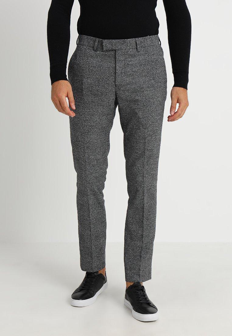 Farah Tailoring - THORNVILLE - Pantaloni eleganti - deep black