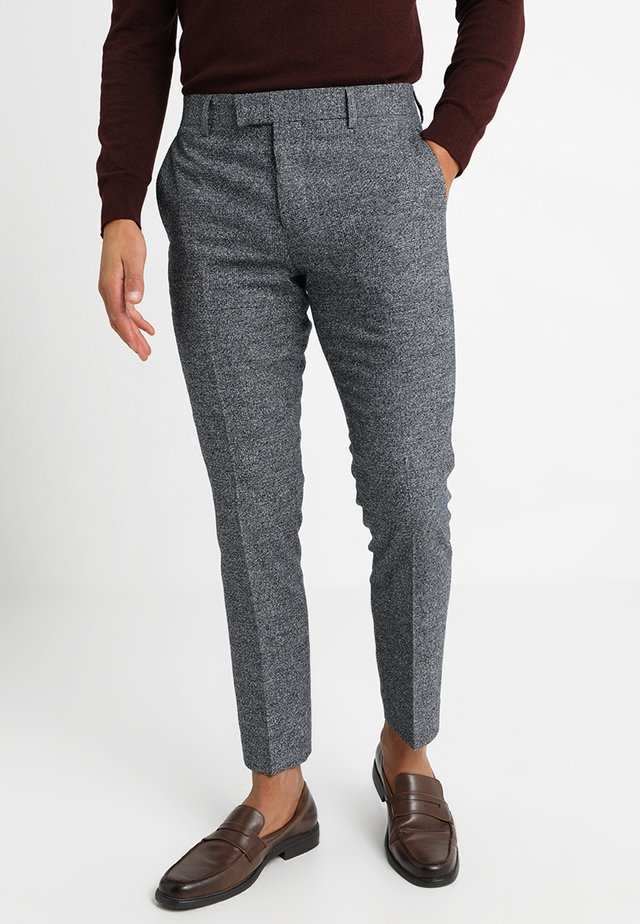 THORNVILLE - Suit trousers - yale
