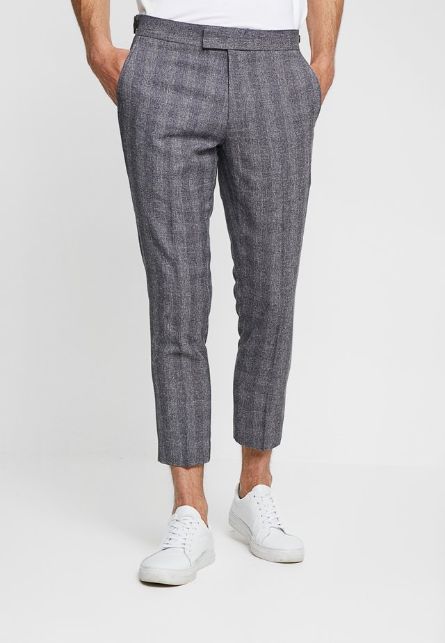 ALDFIELD CROP - Pantaloni - yale