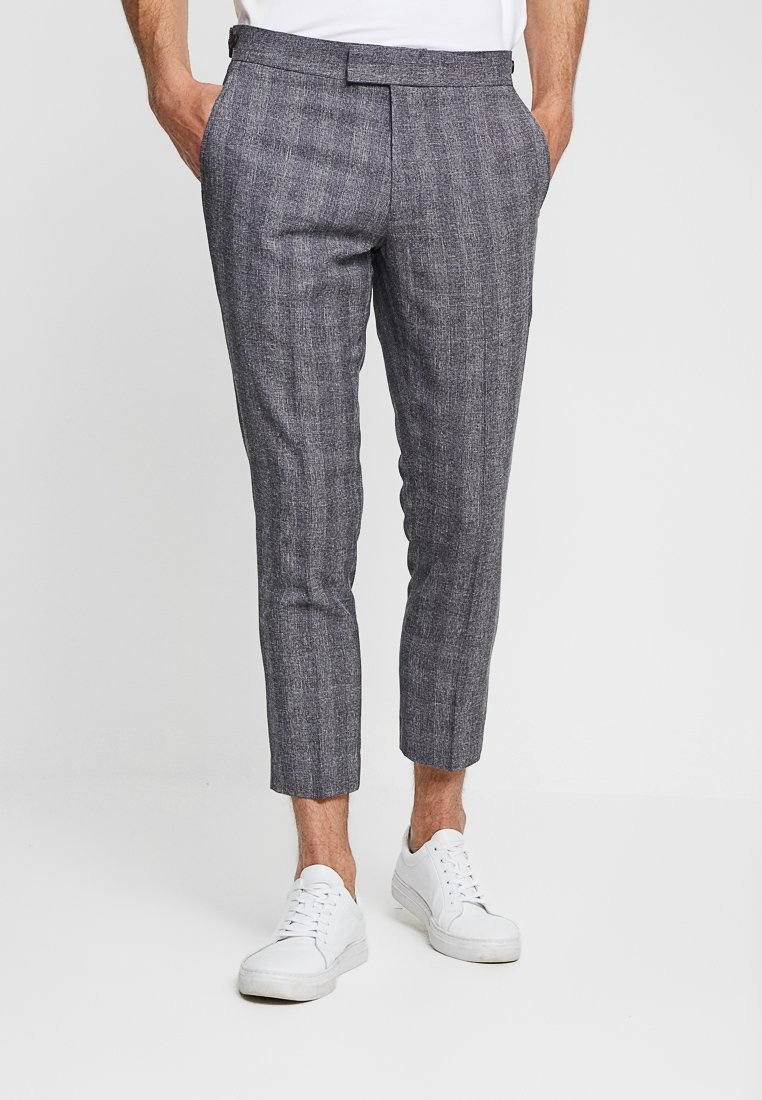 Farah Tailoring - ALDFIELD CROP - Trousers - yale