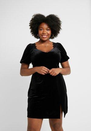 OATILIA DETAIL DRESS - Vardagsklänning - black