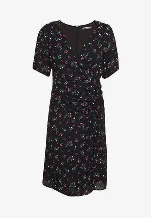 CORA DRESS - Day dress - black