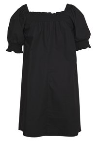 Fashion Union Plus - DARLON DRESS - Robe d'été - black - 1