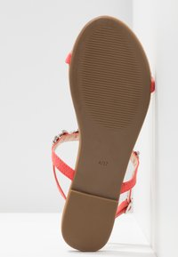 Faith Wide Fit - WIDE FIT WILE - Sandaler - coral - 6