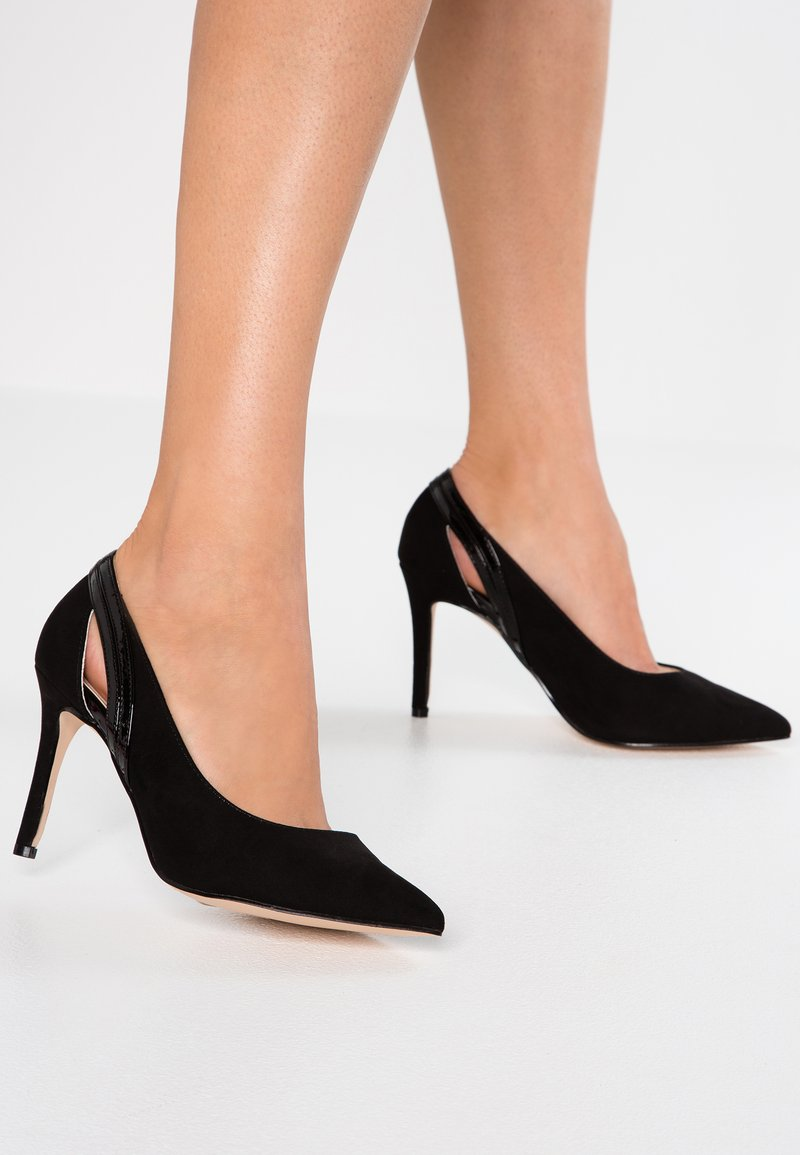 Faith Wide Fit  - WOOWOO WIDE FIT - High heels - black