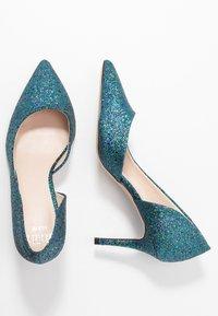 Faith Wide Fit - WIDE FIT WINNER - High heels - green - 3