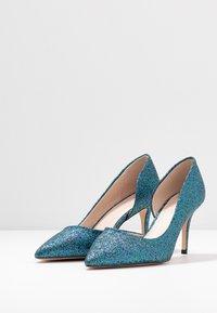 Faith Wide Fit - WIDE FIT WINNER - High heels - green - 4