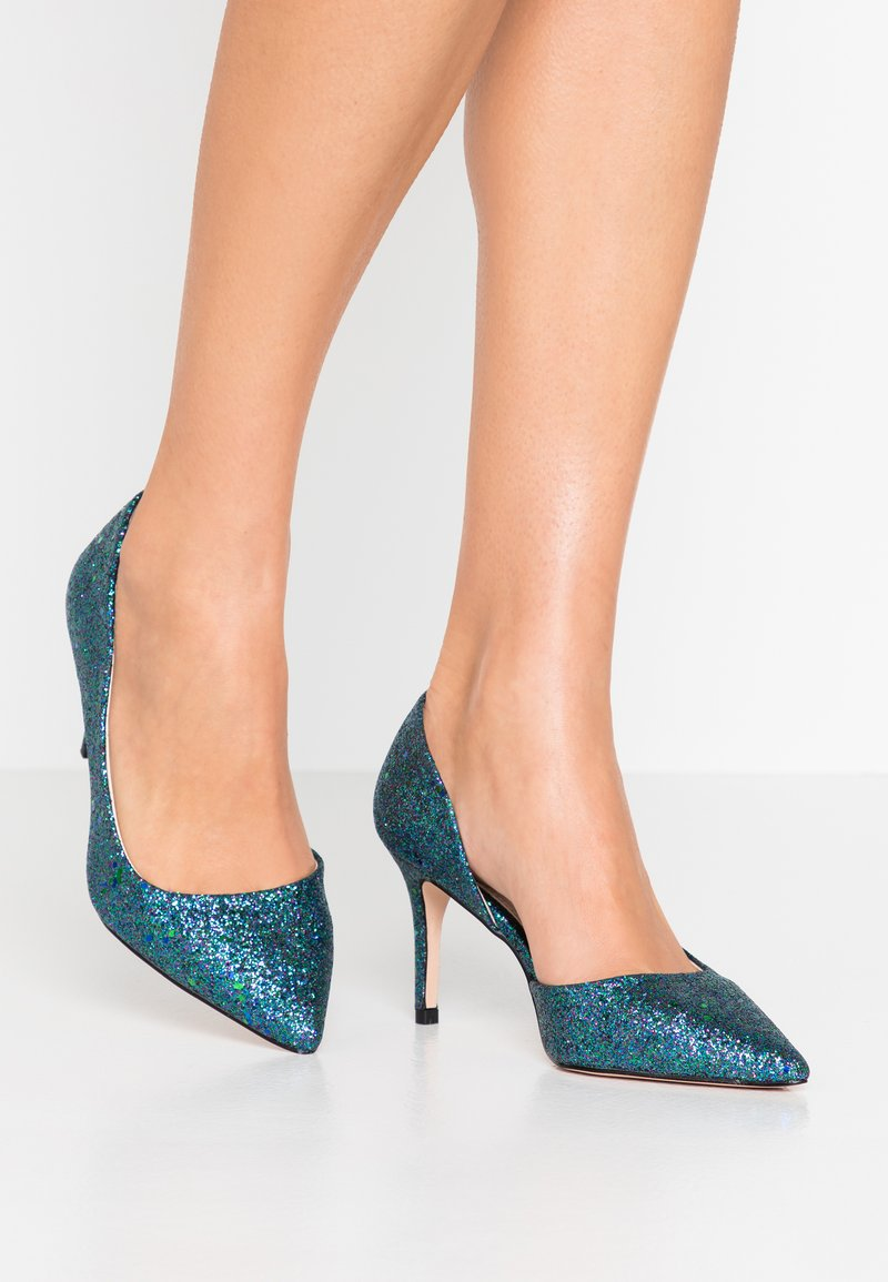 Faith Wide Fit - WIDE FIT WINNER - High heels - green