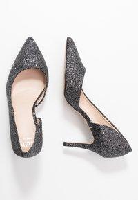 Faith Wide Fit - WIDE FIT WINNER - High heels - black - 3