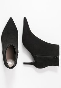 Faith Wide Fit - WIDE FIT WICKED - Nilkkurit - black - 3