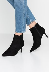 Faith Wide Fit - WIDE FIT WICKED - Nilkkurit - black - 0