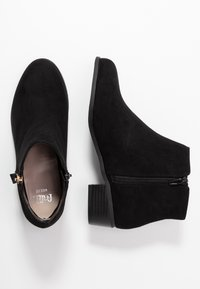 Faith Wide Fit - WIDE FIT WOOT - Nilkkurit - black - 3