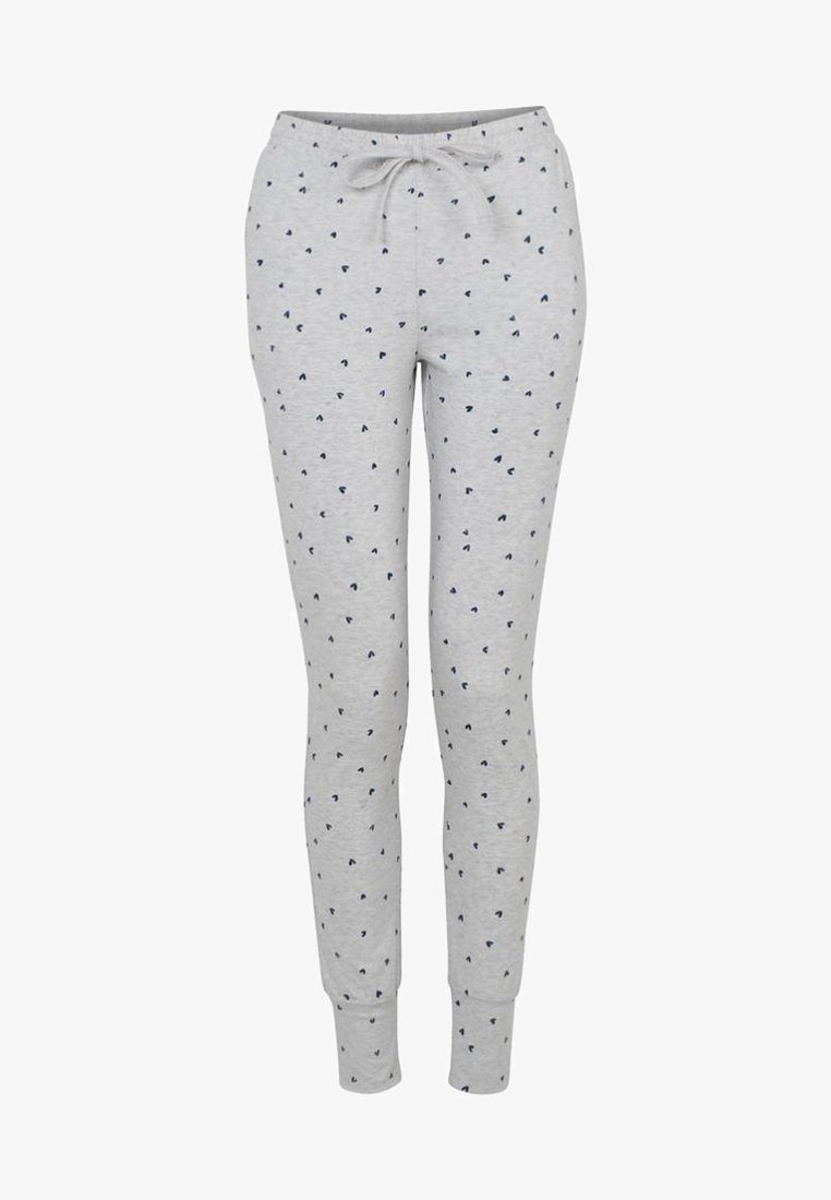 Fat Face - SCATTER HEARTS - Leggings - Trousers - grey