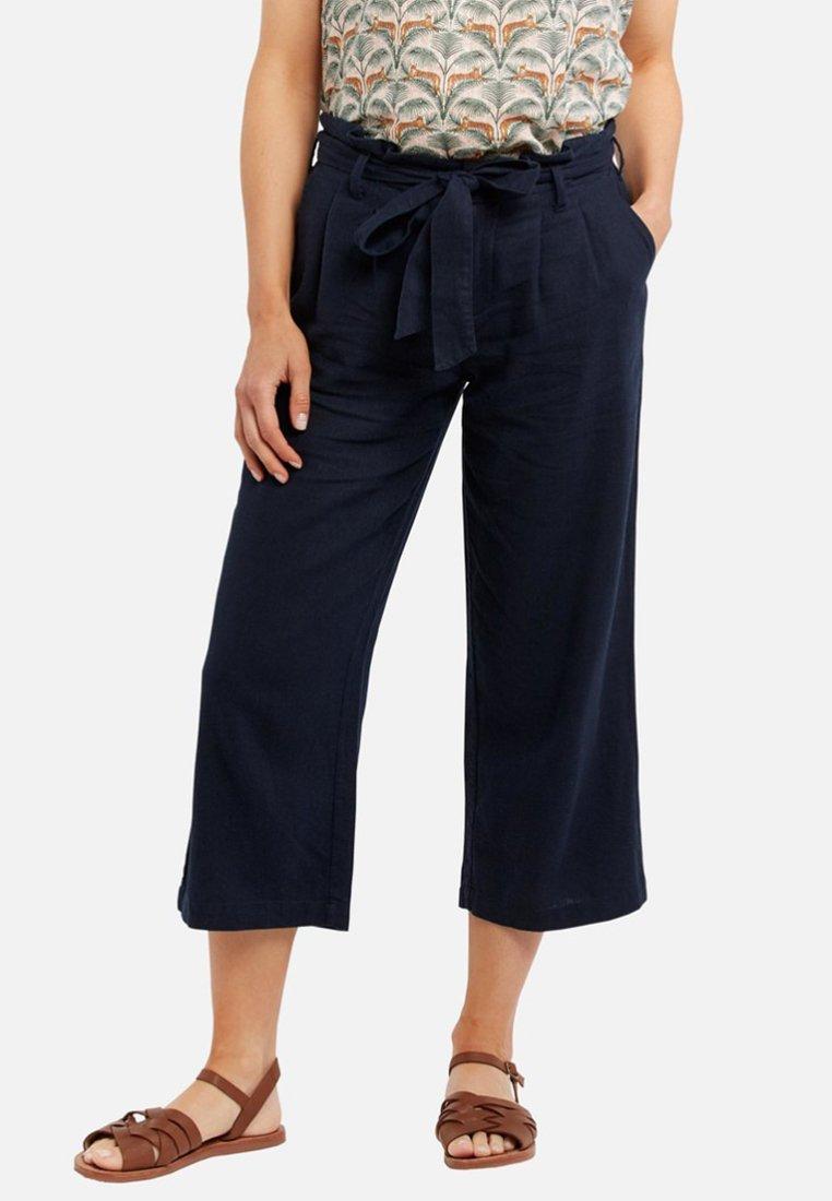 Fat Face - BROOKE  - Trousers - blue