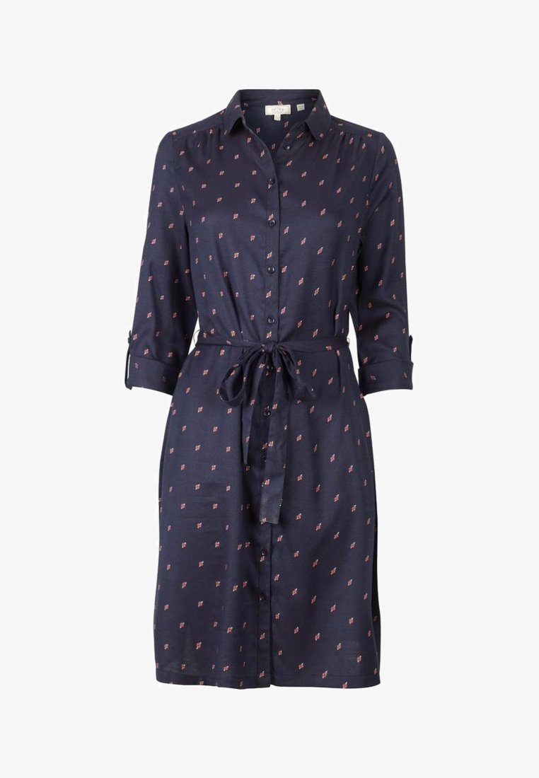 Fat Face - SHELLEY - Vestido camisero - dark blue