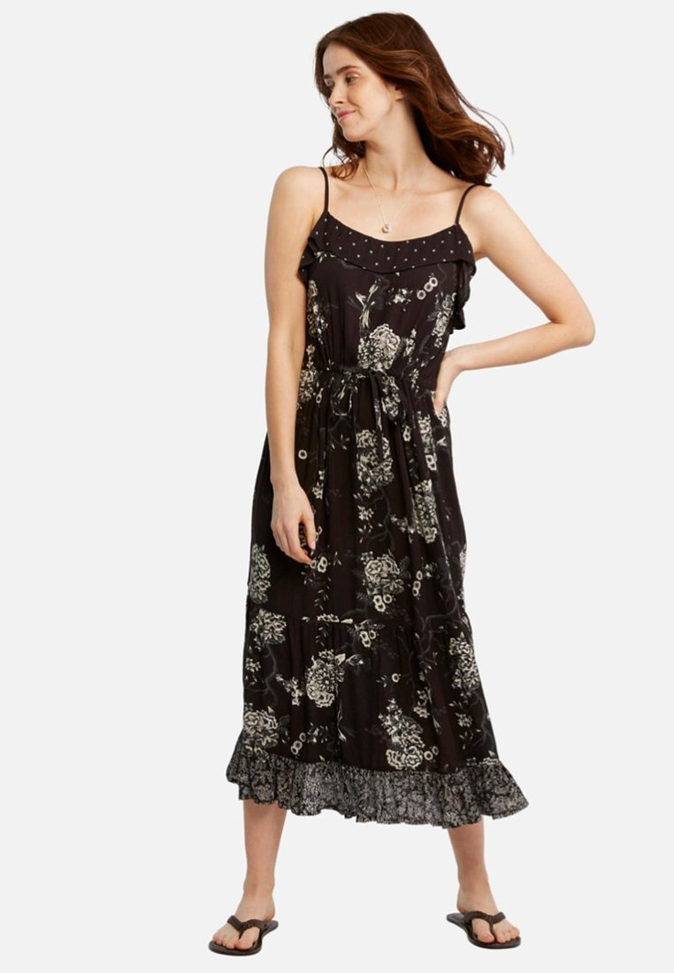 Fat Face - ALISSIA  - Maxi dress - black