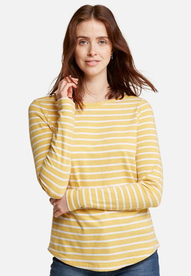 Fat Face - Long sleeved top - yellow