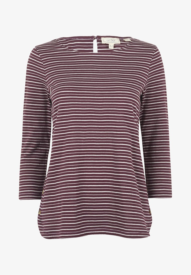 Fat Face - Long sleeved top - purple