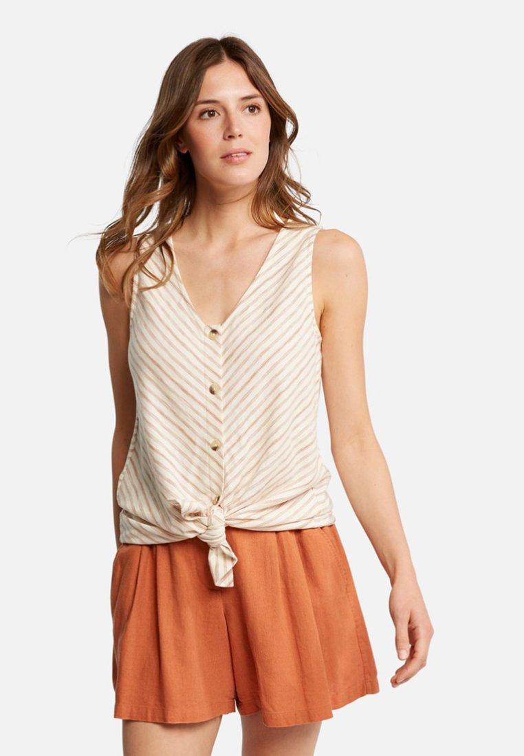Fat Face - Button-down blouse - orange