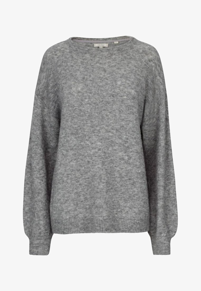 Fat Face - Strickpullover - grey