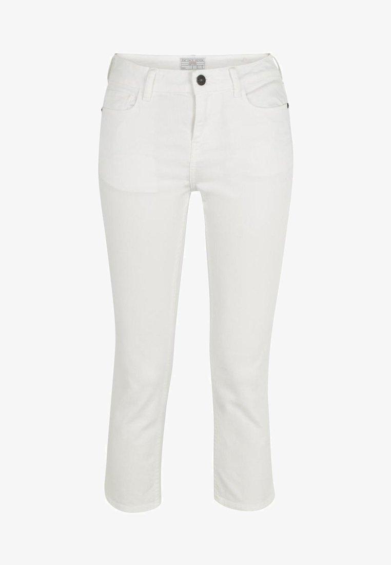Fat Face - GEORGIA  - Jeans Straight Leg - white