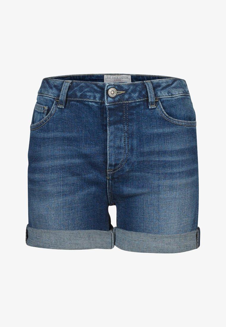 Fat Face - Jeans Shorts - blue denim