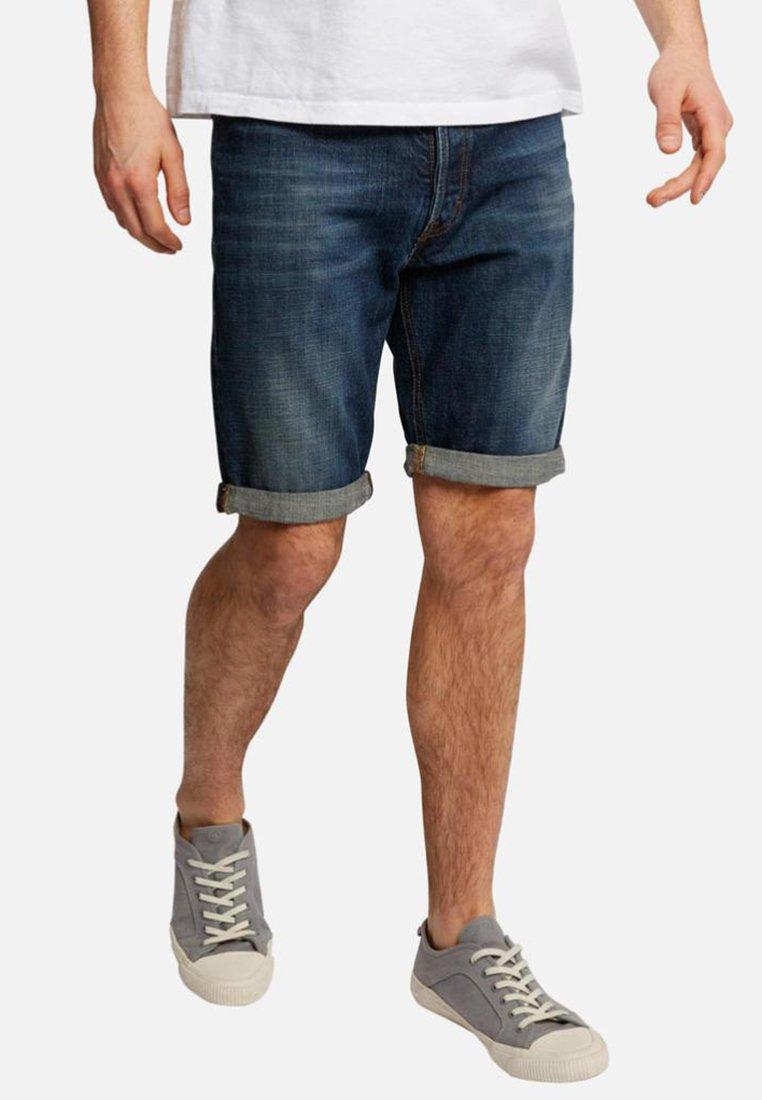 Fat Face - Denim shorts - denim