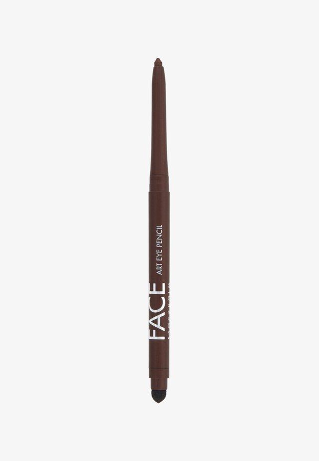 ART EYE PENCIL - Eyeliner - brown