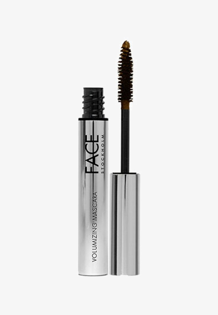 FACE STOCKHOLM - VOLUMIZING MASCARA - Mascara - black-brown