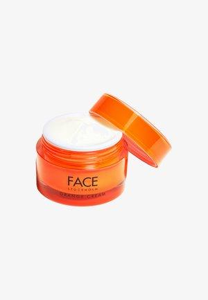 ORANGE CREAM - Fugtighedscreme - orange cream