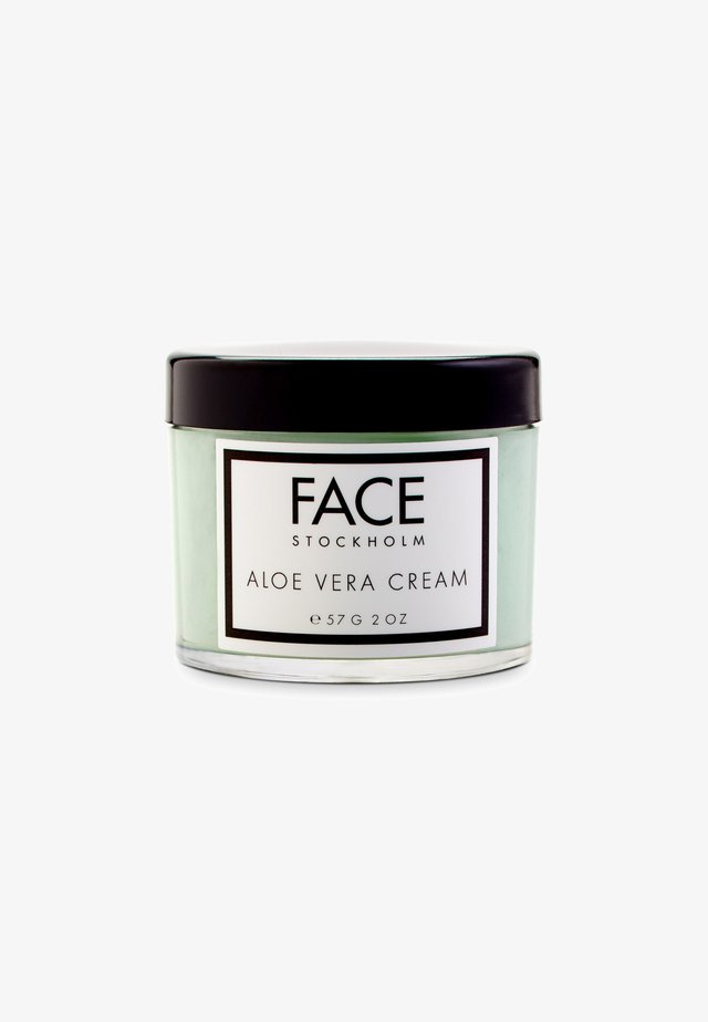 ALOE VERA CREAM - Feuchtigkeitspflege - aloe vera cream