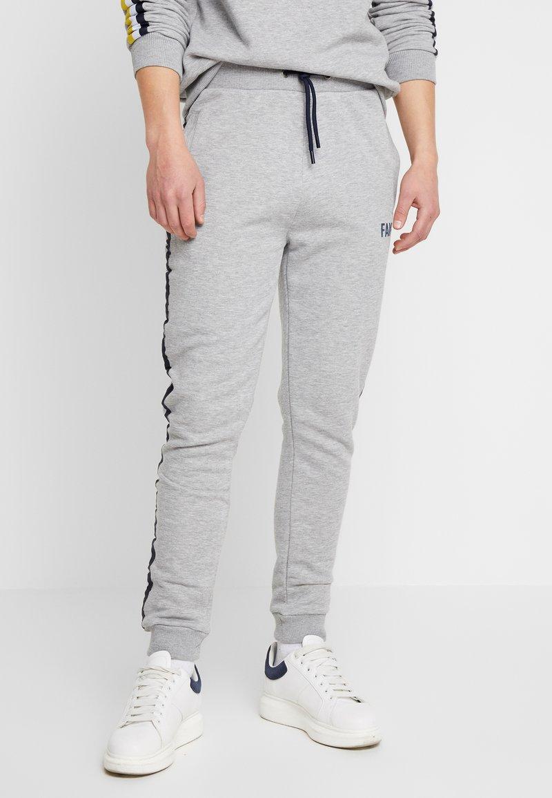 FAKTOR - AIM - Teplákové kalhoty - grey