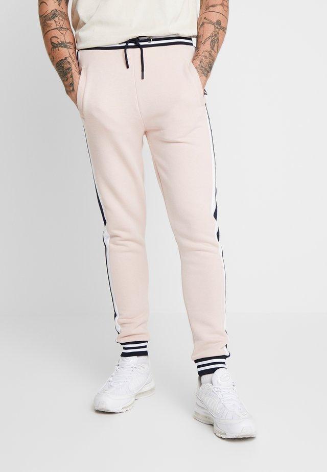 DUSK - Jogginghose - pink