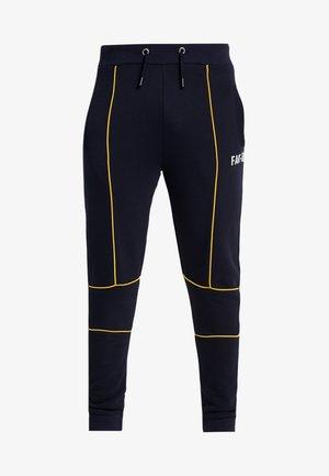 BRAWN - Pantalon de survêtement - navy
