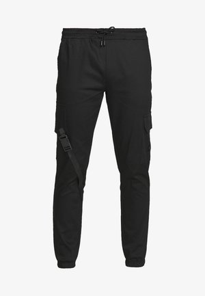 BOTEIN  - Cargo trousers - black