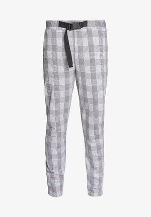 TARZADED TROUSER - Kalhoty - grey