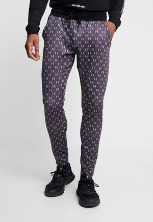 DELTA - Pantalones deportivos - black