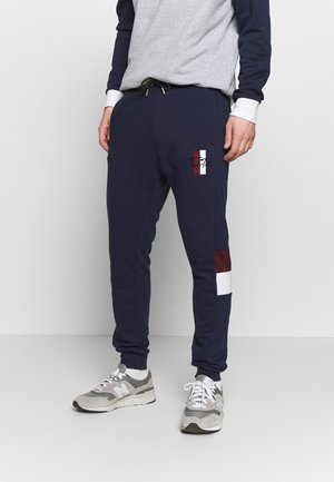 OREGON - Tracksuit bottoms - navy