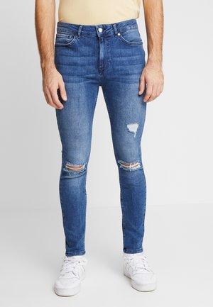 CRUZ SKINNY JEANS - Skinny džíny - blue denim