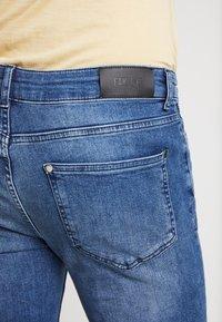 FAKTOR - CRUZ SKINNY JEANS - Jeans Skinny Fit - blue denim - 5