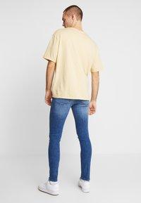 FAKTOR - CRUZ SKINNY JEANS - Jeans Skinny Fit - blue denim - 2