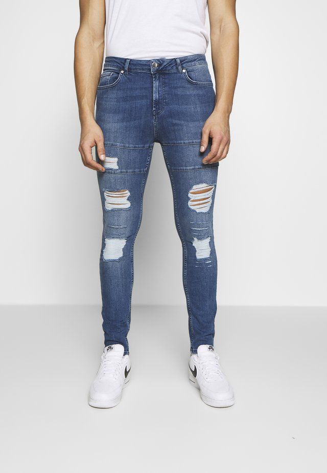 HEZE - Jeans Skinny Fit - blue