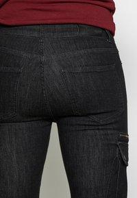 FAKTOR - Skinny džíny - black - 3