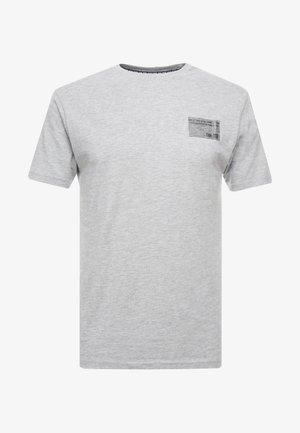 TYE TEE - T-shirt basic - grey marl